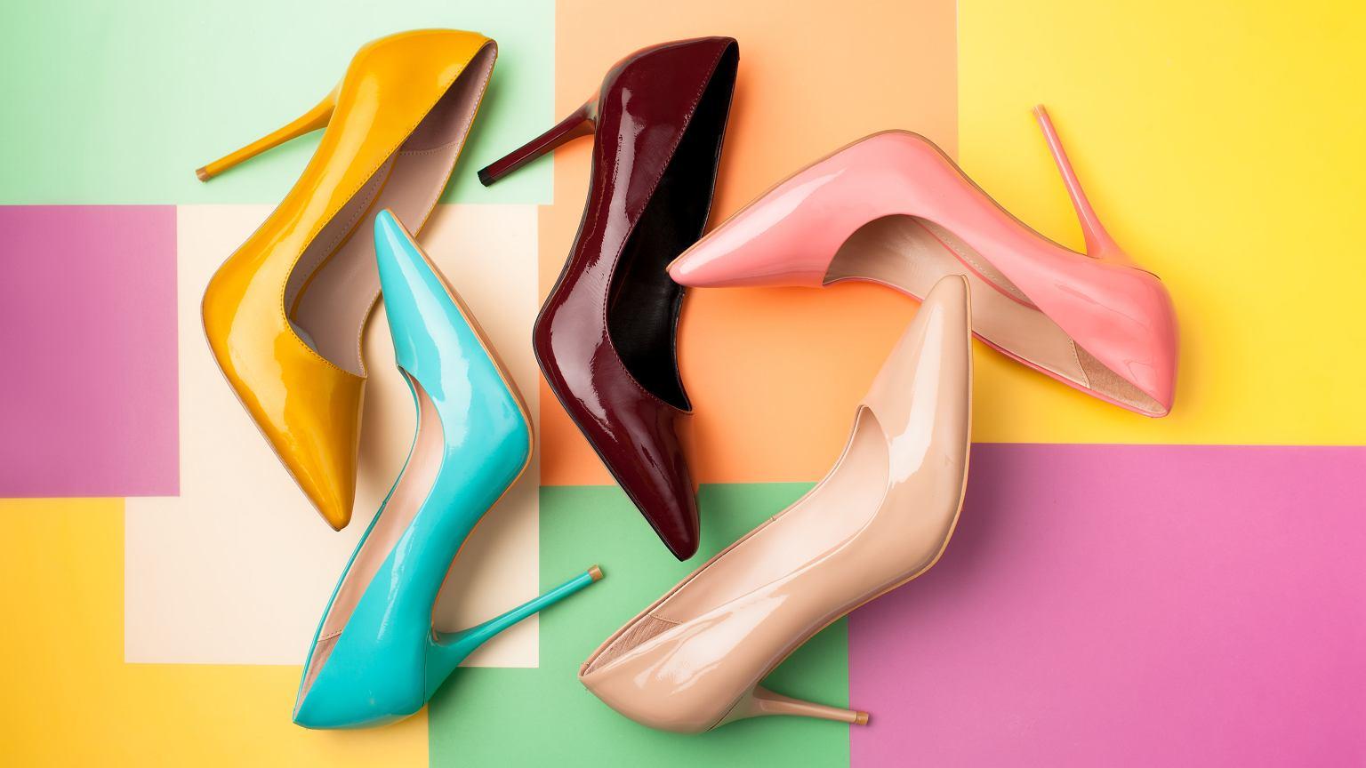 69a5288a Kolorowe szpilki do wiosennych stylizacji! Odkryj najciekawsze modele