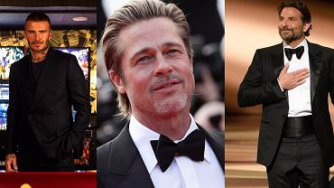 David Beckham, Brad Pitt, Bradley Cooper