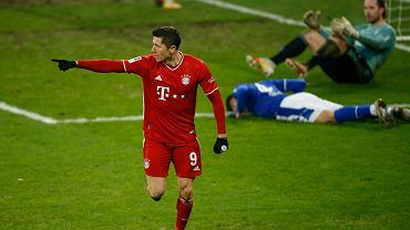 Zdobywca Złotej Piłki wskazał piłkarza, którego przypomina Robert Lewandowski.