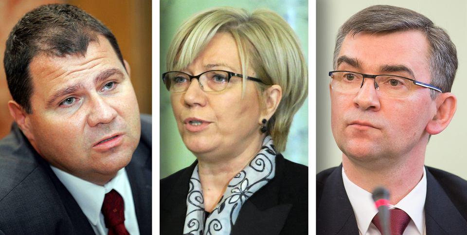 Mariusz Muszyński,Julia Przyłębska I Andrzej Przyłębski