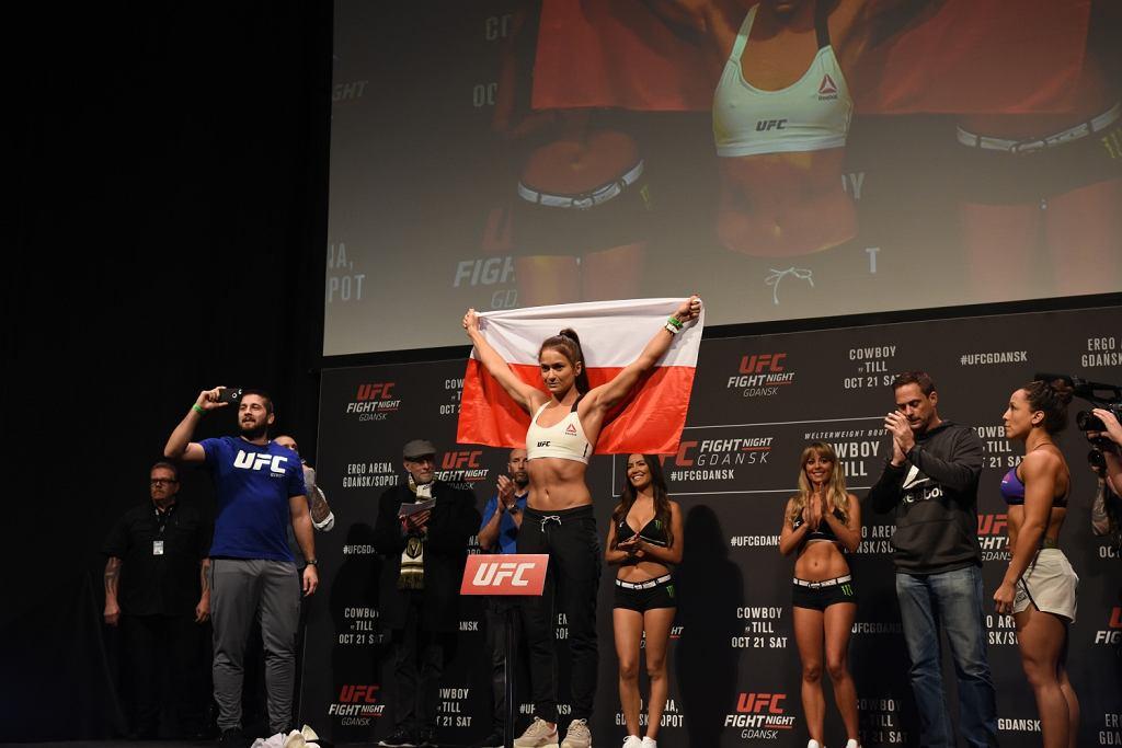UFC w Gdańsku