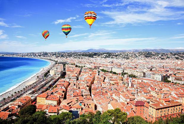 Francja miasta - Nicea / Shutterstock