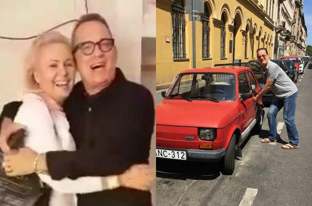 Tom Hanks, Monika Jaskólska