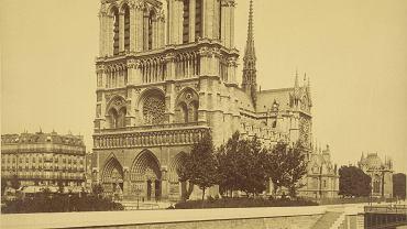 Katedra Notre Dame w Paryżu, 1865-1895 r.