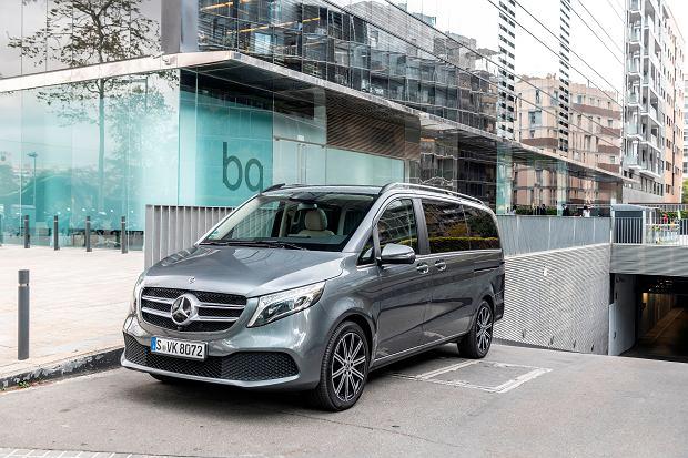 Mercedes Klasy V 2019