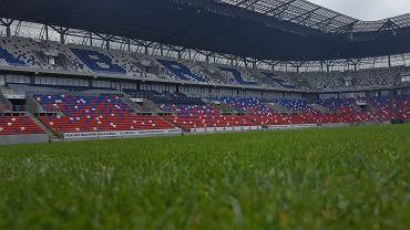 Murawa stadionu Górnika Zabrze