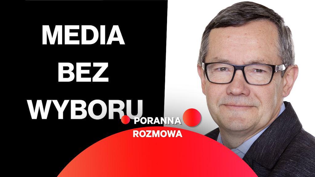Prof. Wiesław Godzic gościem Porannej rozmowy Gazeta.pl