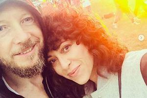 Natalia Kukulska z mężem