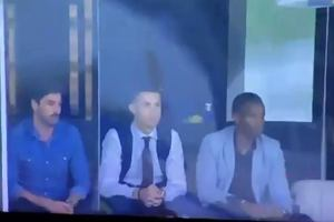 Zdradzono szczegóły wizyty Ronaldo na El Clasico. Wykonał niespodziewany telefon