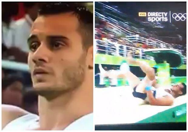 Koszmarne złamanie na igrzyskach w Rio