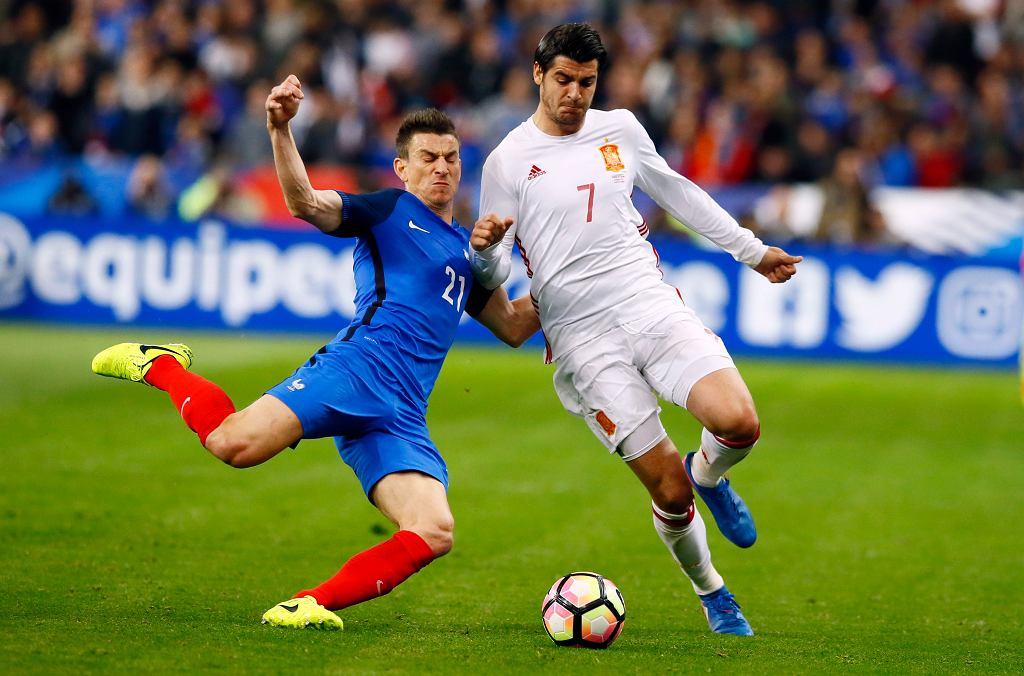 France Spain Soccer