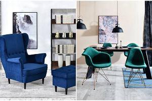 Najchętniej kupowane krzesła i fotele z polskich sklepów - przegląd
