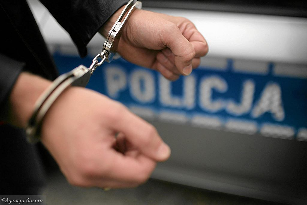 Policyjne zatrzymanie