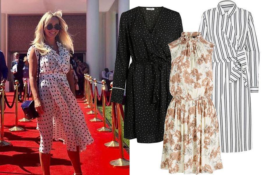 0c0aa6ba Eleganckie sukienki dla 50-latki. Modne i kobiece fasony na różne ...