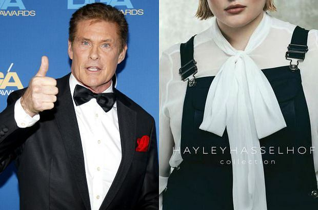 David Hasselhoff, Hayley Hasselhoff