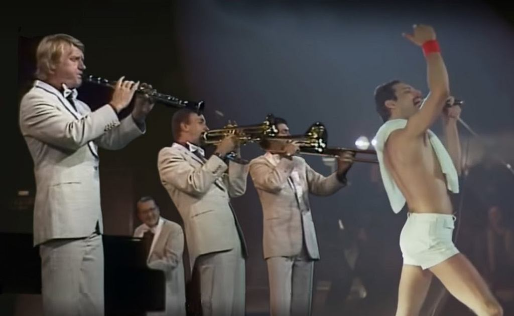 We Will Rock You - Dixieland Edition