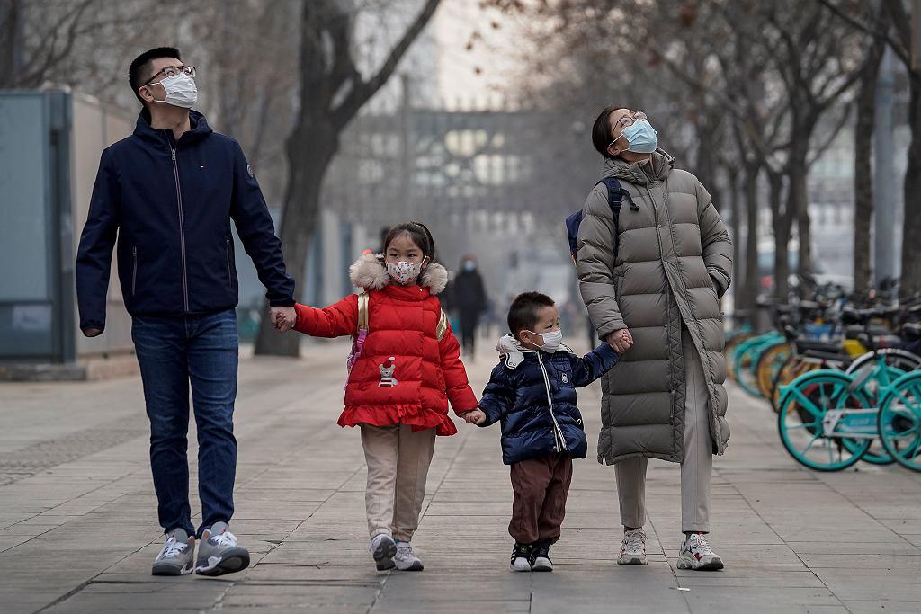 Chiny wprowadzają 'paszporty szczepień' dla podróży zagranicznych (zdjęcie ilustracyjne)