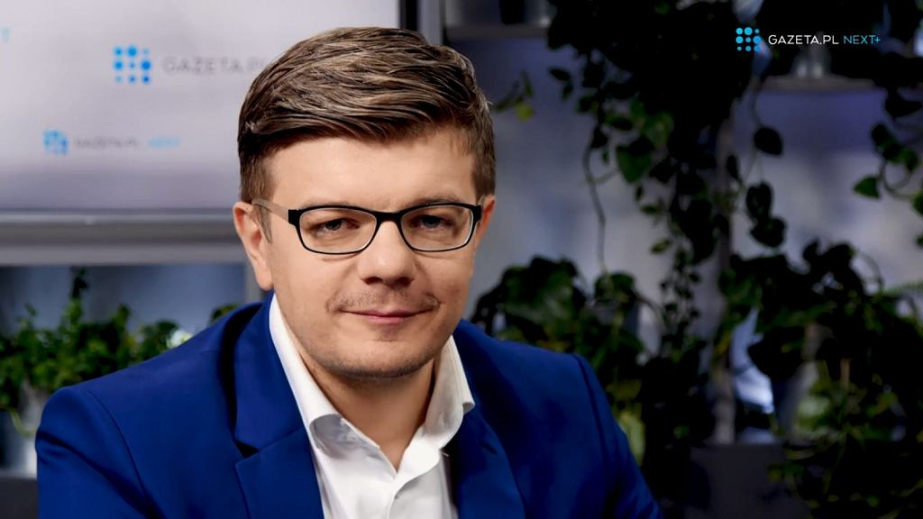 Łukasz Kijek redaktor naczelny next.gazeta.pl