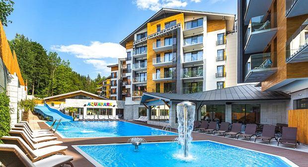 Blue Mountain Resort, Szklarska Poręba, Sudety