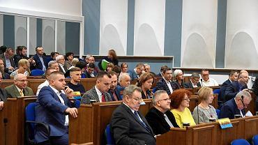 Wtorkowa sesja rady miasta