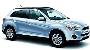 Mitsubishi ASX
