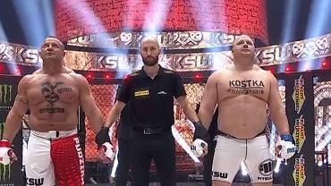 Pudzianowski na gali KSW 59