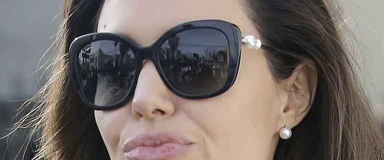 Angelina Jolie rozpaczała po rozstaniu z Bradem Pittem. Znalazła sposób, by dzieci nie widziała, jak płacze