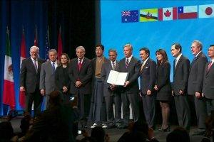 Podpisano TPP - superważną umowę o wolnym handlu w rejonie Pacyfiku