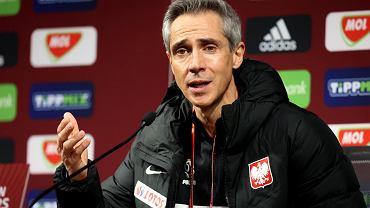 Paulo Sousa apeluje do polskich piłkarzy.