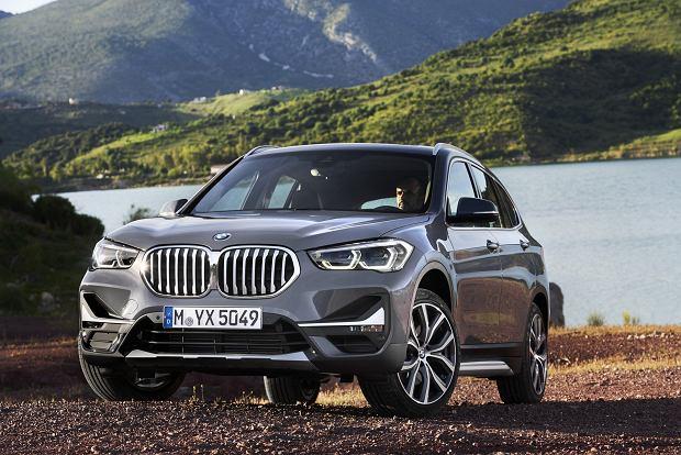 Nowe BMW X1. Nie tylko duże nerki, w ofercie pojawi się hybryda plug-in xDrive25e