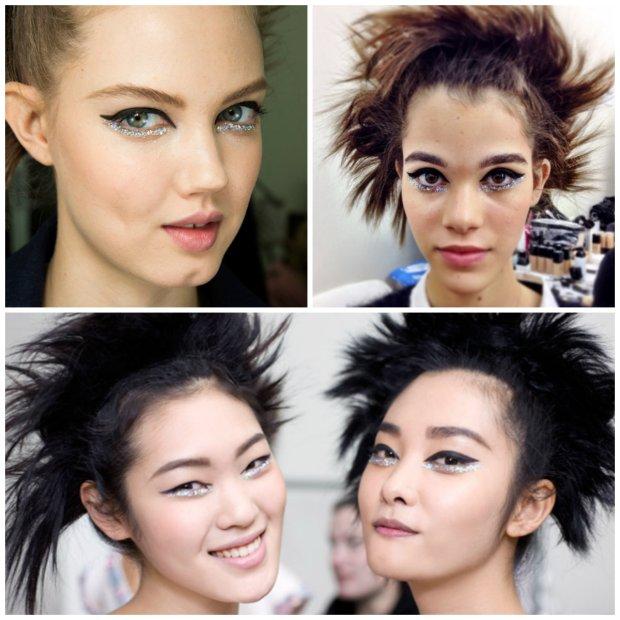 Makijaż Chanel Couture