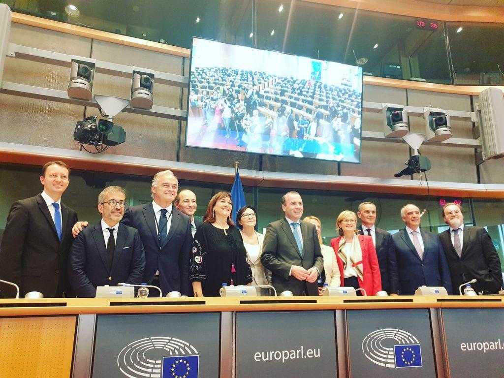 Ewa Kopacz wybrana wiceprzewodniczącą chadeków w europarlamencie