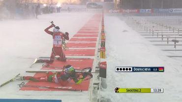 Biathlonowy PŚ w Oestersund