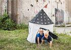 Namiot dla dzieci - kreatywna przestrzeń do zabawy
