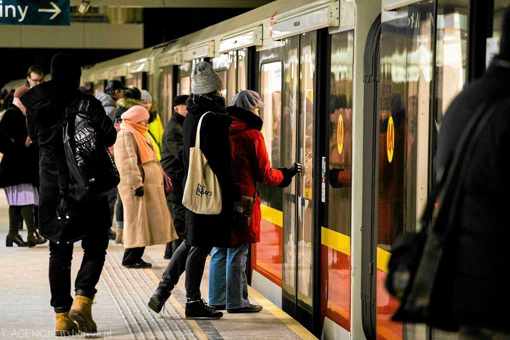 Metro w Warszawie, stacja Centrum