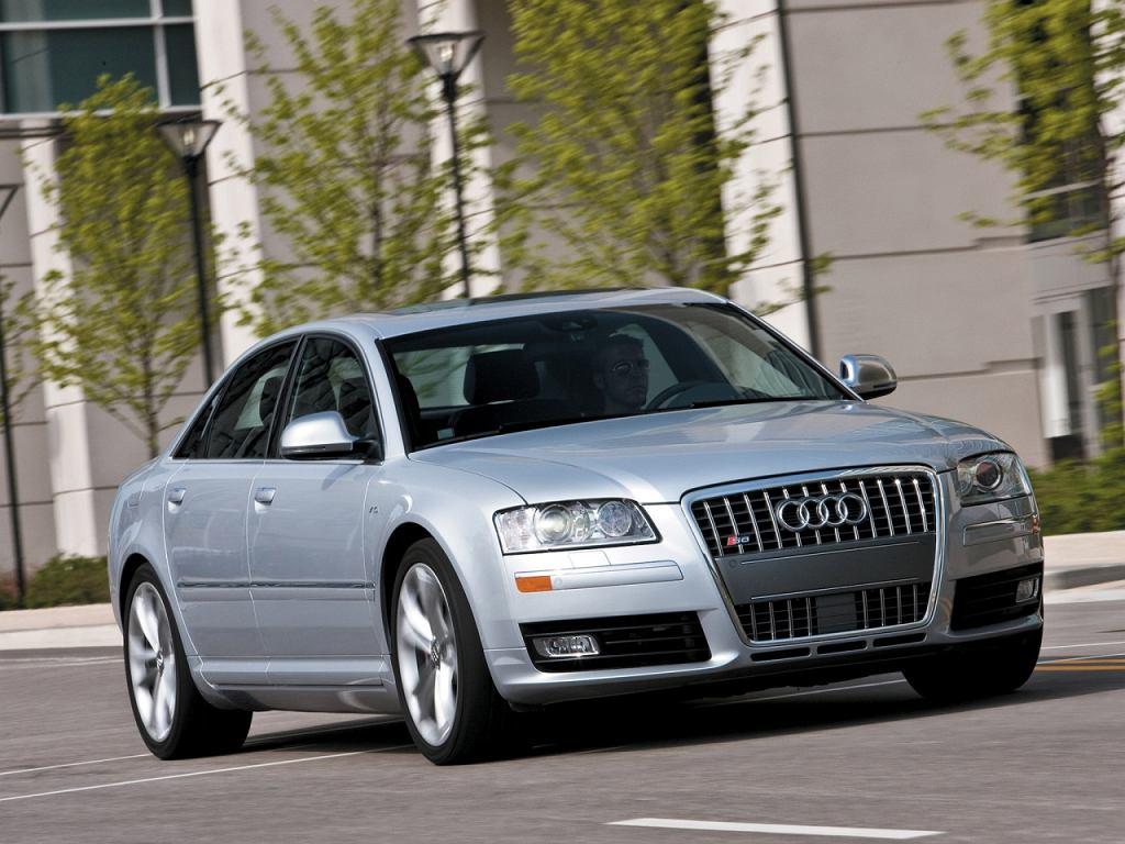Audi A8 D3 4.2 V8