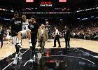 NBA. Spurs wysoko wygrali z Rockets, ale stracili Tony'ego Parkera