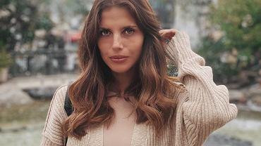 Weronika Rosati jako dziecko marzyła o międzynarodowej karierze