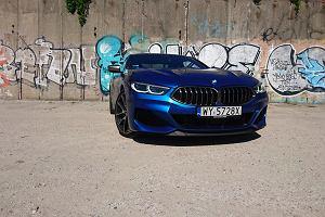 """BMW M850i - opinie Moto.pl. """"I"""" bez kropki"""