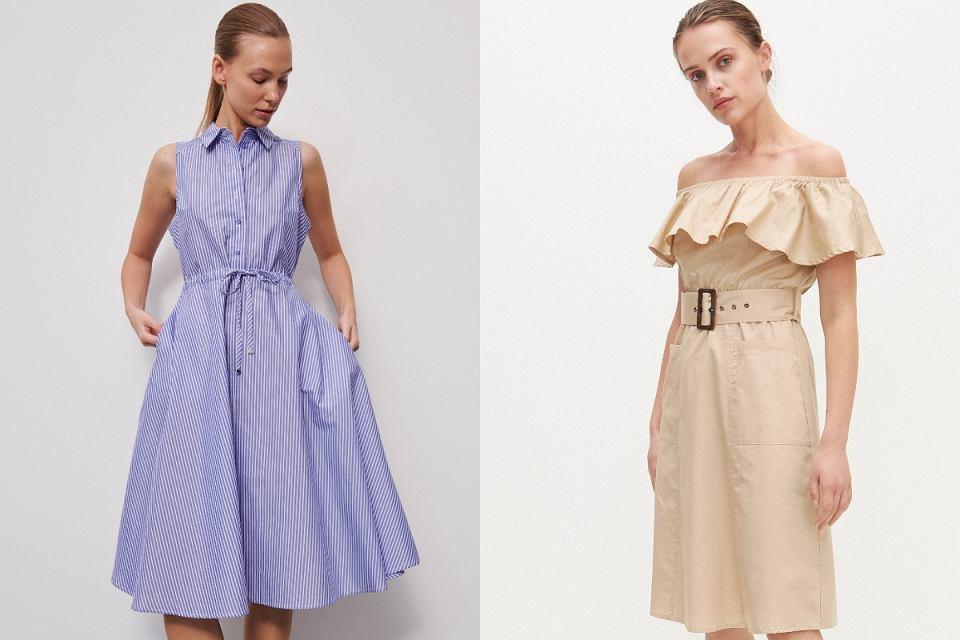 Sukienki w letnim wydaniu