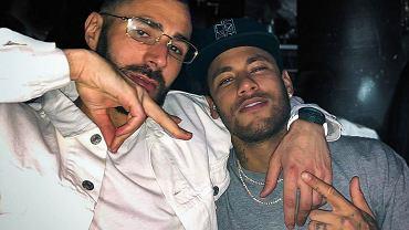 Karim Benzema i Neymar