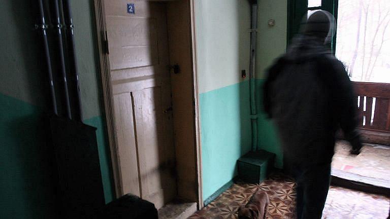 Ząbki. Mężczyzna znalazł w mieszkaniu ciało swojego sąsiada (Zdjęcie ilustracyjne)