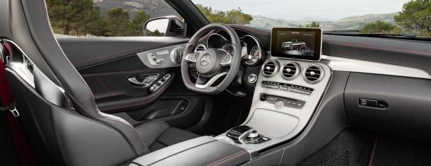 Mercedes C Cabriolet
