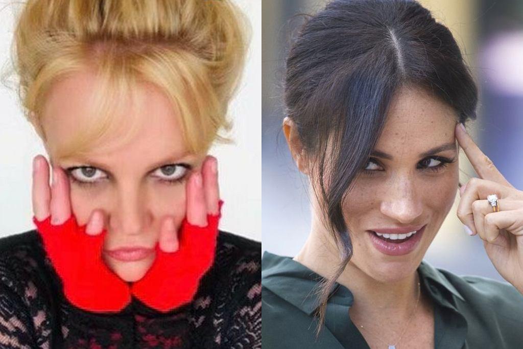 Britney Spears, Meghan Markle
