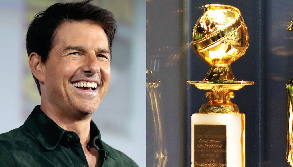 Tom Cruise   Golden Globe
