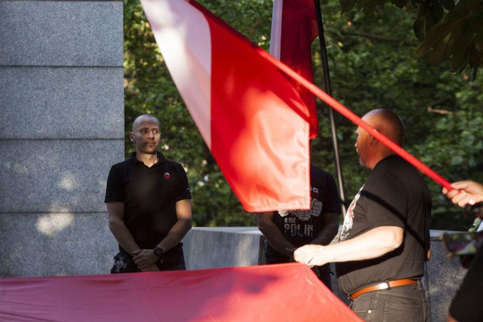 Marsz nacjonalistów we Wrocławiu w rocznicę rzezi wołyńskiej