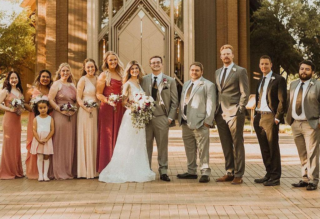Para postanowiła zaprosić na ślub nowo poznanych znajomych
