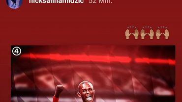 Syn Hasana Salihamidzicia ogłosił transfer Bayernu Monachium