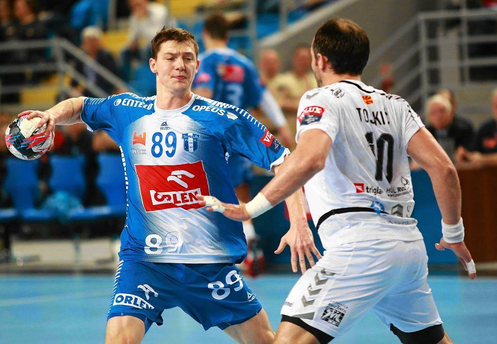 Liga Mistrzów, piłka ręczna. Orlen Wisła Płock - Vardar Skopje 30:30