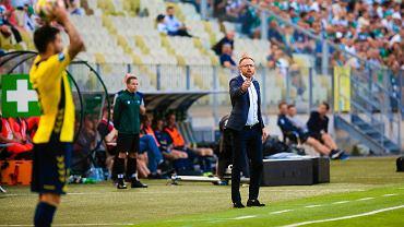 Liga Europy. Lechia Gdańsk - Broendby IF 2:1